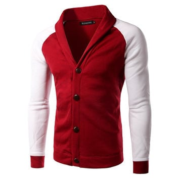 Men Stylish Casual Hoodies Slim Men's Fashion Jacket [6528753475]