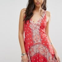 Free People Faithfully Yours Slip Dress at asos.com
