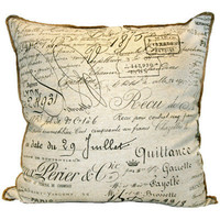 Document Fossil Pillow