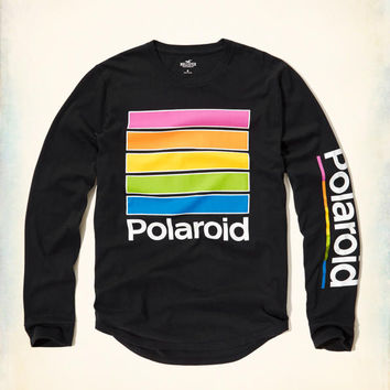 Polaroid Graphic Tee