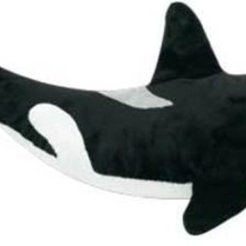 "9"" orca with picture hangtag Case of 36"