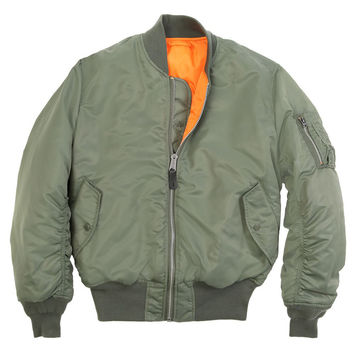 Alpha Industries - MA-1 Jacket (Sage)