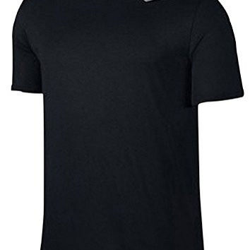 Nike Legend 2.0 Men's Dri-Fit Athletic T-Shirt Black Size L