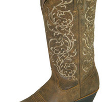 Twisted X Western Bomber-12 Bomber Top Cowgirl Boots