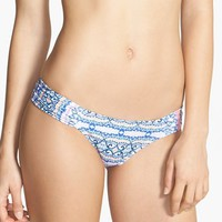 O'Neill 'Serena' Ruched Side Bikini Bottoms