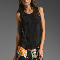 Wish Foray Factual Tank in Black from REVOLVEclothing.com
