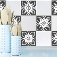 Tile decals Stickers - Tile Decals - Tile decals for Kitchen or Bathroom - PACK OF 20 - Mexico, Morocco, Portugal, Spain, Mosaic #16 - Edit Listing - Etsy
