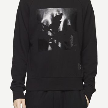 Shop the Liberty Panel Print Sweatshirt on rag & bone