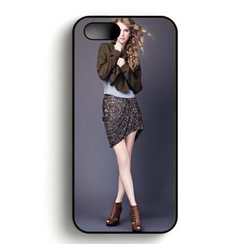Taylor Swift Gisele iPhone 5, iPhone 5s and iPhone 5S Gold case