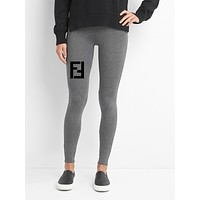 Balenciaga LV Fendi GUCCI Moschino Givenchy Inspired Ankle Length Leggings