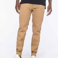 Levi's Chino Mens Jogger Pants Toasted Coconut  In Sizes