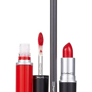 MAC Red Lipstick Kit (Nordstrom Exclusive) ($55.50 Value) | Nordstrom