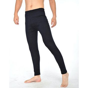 Winter Warm Pants With Plush leggings Men Long Johns Plus Size Warm Underwear Man thermal pants trousers
