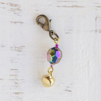 Bead  &  Bell  Junk  Market  Charm  From  Natural  Life