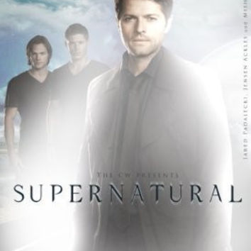 Supernatural mini poster 11x17 #01