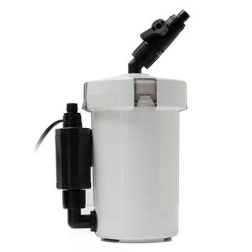 ZHIYANG HW-603BL 6W External Canister Filter Table Top Aquarium Fish Tank 400L/h Mini Aquarium External Canister Filter