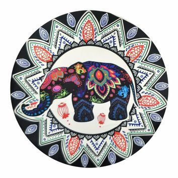 Wall Tapestries  India Elephant Tapestry  Yoga Mat