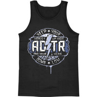 A Day To Remember Men's  Hopes Up High Mens Tank Black