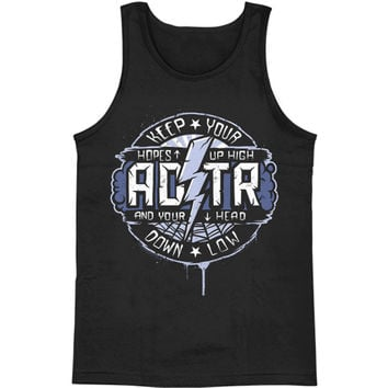 A Day To Remember Men's  Hopes Up High Mens Tank Black Rockabilia