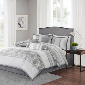 Madison Park Bennett 7-Piece Comforter Set