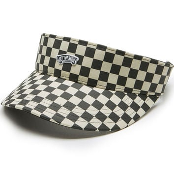 Vans, Court Visor - Checkerboard | MLTD