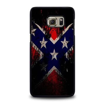 BROWNING REBEL FLAG Samsung Galaxy S6 Edge Plus Case Cover