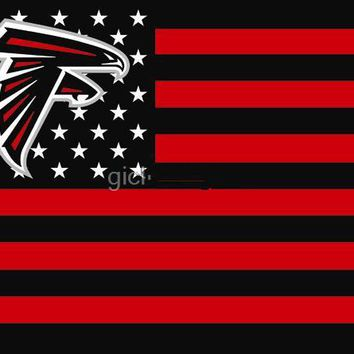 Atlanta Falcons NFL flag 3 x 5 ft.
