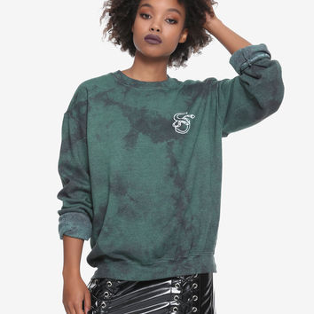 Harry Potter Slytherin Cunning Girls Sweatshirt