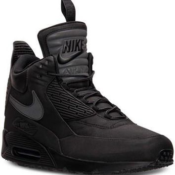 Nike Men's Air Max 90 Sneakerboots from Finish Line