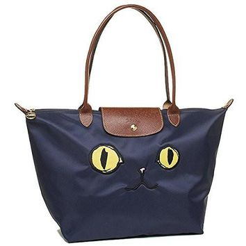 Longchamp Le Pliage Limited 1899 576 556 Miaou Hand Bag - Beauty Ticks