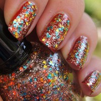 Kleancolor Shooting Star Nail Polish FREE SHIP from MyStuff