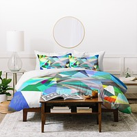 Mareike Boehmer Colorflash 5X Duvet Cover