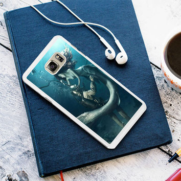 DIVER AND THE MERMAID Samsung Galaxy S7 Edge Case Planetscase.com