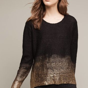Frosted Hem Pullover