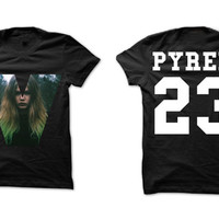 Indie Designs Pyrex Vision V-23 by Virgil Print T-Shirt