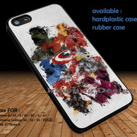 The Avenger Winter Soldier Watercolor DOP175 iPhone 6s 6 6s+ 5c 5s Cases Samsung Galaxy s5 s6 Edge+ NOTE 5 4 3 #movie #disney #animated #marvel #comic #TheAvenger