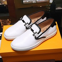 Boys & Men Tod's Fashion Casual Sneakers Sport Shoes