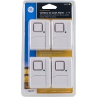 GE Personal Security Window/Door Alarm, 4 pack - Walmart.com