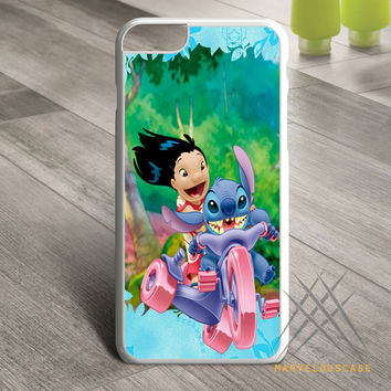 Lilo and Stitch Custom case for iPhone, iPod and iPad