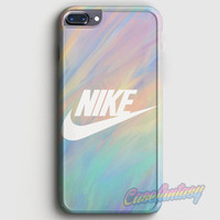 Nike Logo Water Marble Hipster iPhone 7 Plus Case | casefantasy