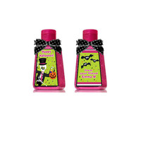 Mini Hand Sanitizer Label Halloween Treat or Favor