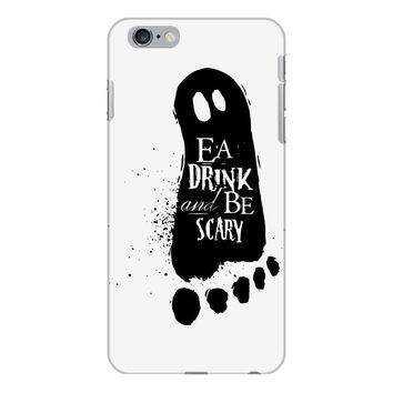 eat drink and be scary 2 iPhone 6 Plus/6s Plus Case