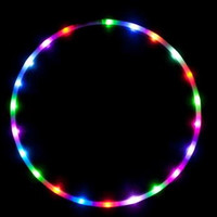 "36"" LED Flow Hula Hoop"