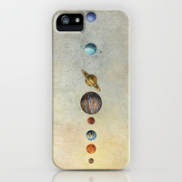 Solar System  iPhone Case by Terry Fan | Society6