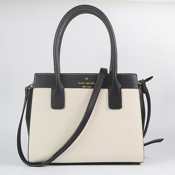 Kate Spade Women Shopping Leather Tote Crossbody Satchel Shoulder Bag H-YJBD-2H