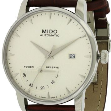 Mido Power Reserve Strap Automatic Watch M8605.4.11.8
