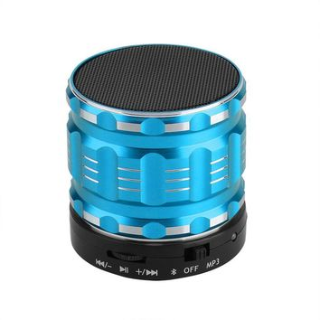 Bluetooth Speaker Portable Mini Wireless Stereo Bass Speaker Hands Free Loud Speaker With Mic
