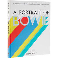A Portrait Of Bowie - Gifts for Him - Gifts - TK Maxx