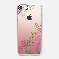 Garden Rose iPhone 7 Case by Lisa Argyropoulos | Casetify