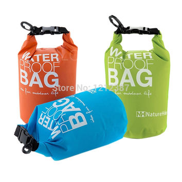 Outdoor Lightweight Rafting Bag Waterproof Bag Ultra Small Volume Waterproof Bag Folding Dry Bag for Camping HB88